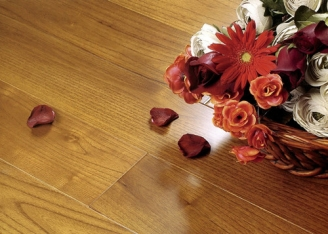 墙壁有脱落影响铺木地板吗?河南木地板厂家?